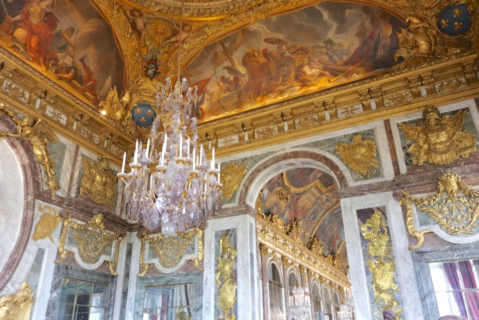 Hall of Mirrors entrance