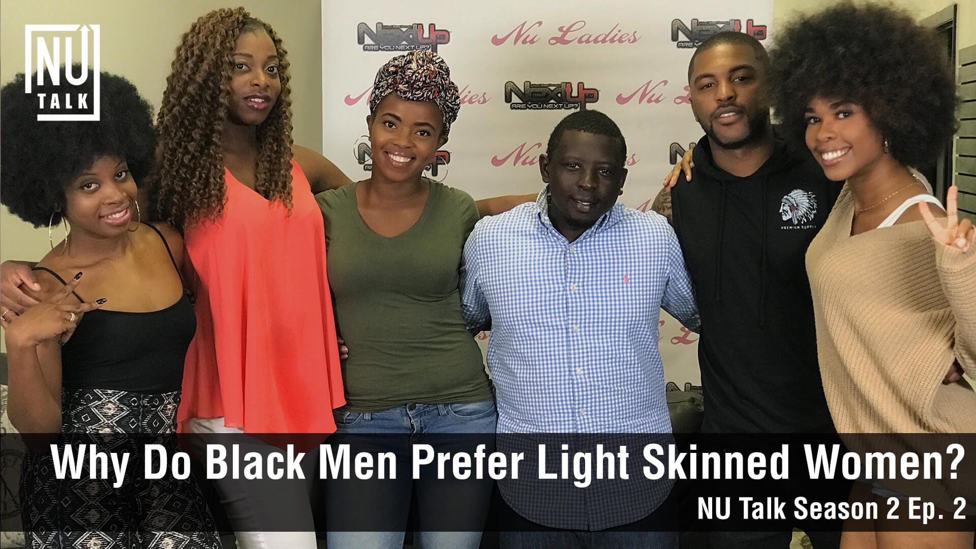 prefer black men