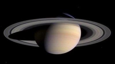Eine atemberaubende Aufnahme des Saturn