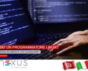 assunzione programmatore Linux - Nexus Contact Center