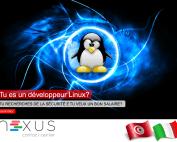 Recrutement développeur Linux - call center Tunisie
