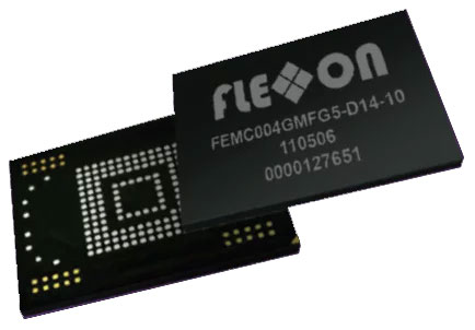 Flash memory ICs are a compact, robust and highly cost-effective NAND memory IC