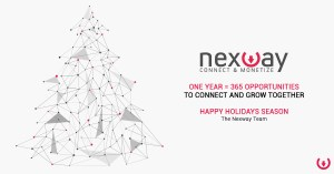 5 sur 6 636 The Nexway Team Wishes You Happy Holidays! ❄