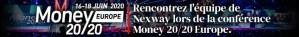 Conférence Money 2020 Europe avec Nexway