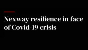 Nexway resilience in face of Covid-19 crisis