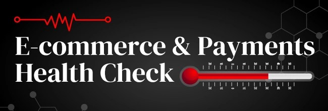 Ecommerce & payments Health check banner