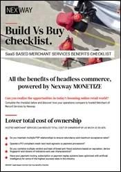 Build Vs Buy checklist