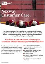 Nexway Customer Care