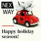 Happy holiday season!
