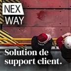 Solution de support client
