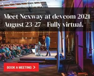 Meet Nexway at devcom 2021 August 23-27 – Fully virtual
