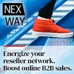 Energize your reseller network. Boost online B2B sales.