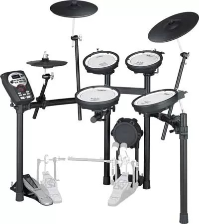 Best affordable top rated electronic drum set   nezzyonbrass com Roland TD 11KV V The best electronic drum set for the money