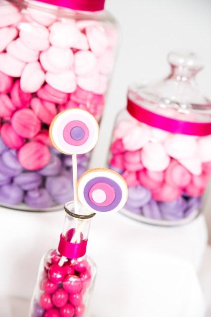 Sweet Table Ombré © Aust Photography