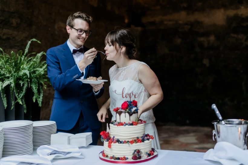 Hochzeit Tanja & Gernot © Fabienne Roth