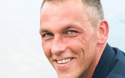 """""""Fra fodbold til politik""""– Foredrag med Martin Lohse"""