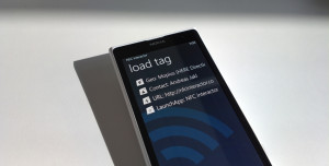NFC interactor 6 - Save And Load NFC Tags