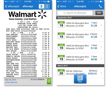Walmart Turns Digital Receipts Into Shopping Opportunities