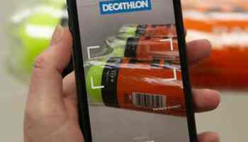 The world's biggest electronics store uses NFC tags to let