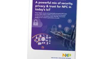 NXP unveils high security NFC tags that let brands deliver