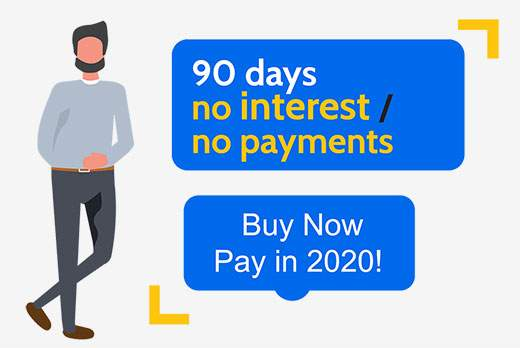 no payments 90 days financing