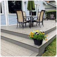 composite decking builders ab