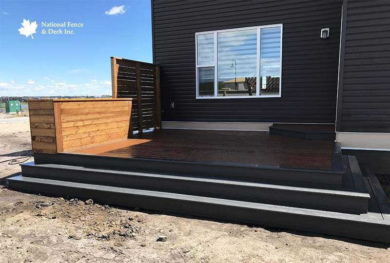 Trex Enhance Basic Composite Decking