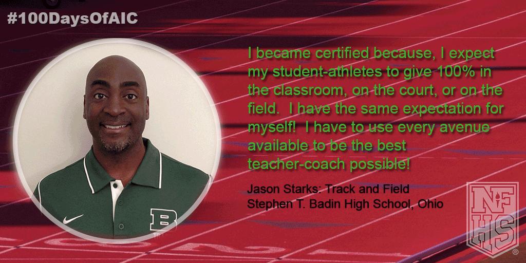 Nfhs Certification Coach