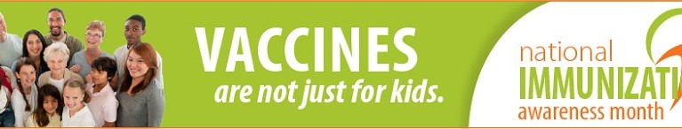 Adults: Vaccines Aren't Just For Kids