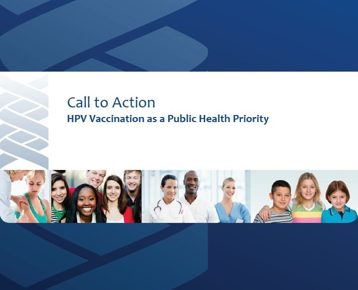 HPV Vaccination as a Public Health Priority (August 2014)