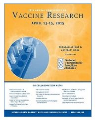 2015 Annual Conference on Vaccine Research: News Round-Up