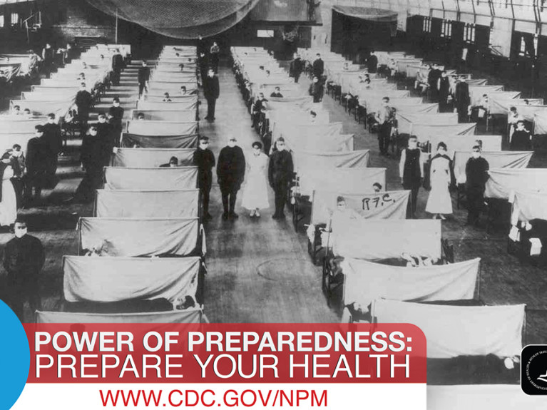 100 Years Later: Preparing for the Next Influenza Pandemic