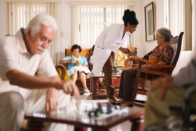 Common Questions and Answers About COVID-19 for Older Adults and People with Chronic Health Conditions