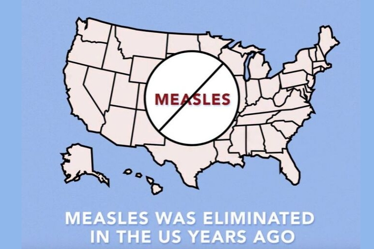 Measles…Things We Don't Want To Come Back