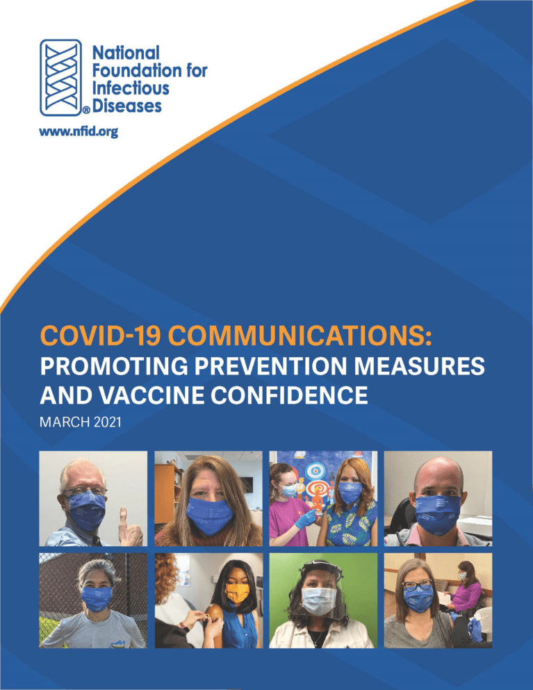 COVID-19 Communications: Promoting Prevention Measures and Vaccine Confidence (March 2021)