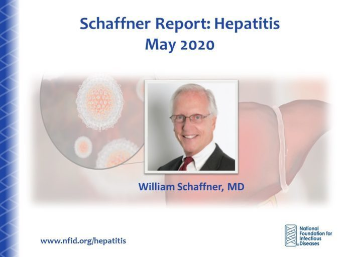 Schaffner Report: Hepatitis Edition