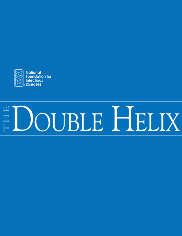 The Double Helix, Winter 2018