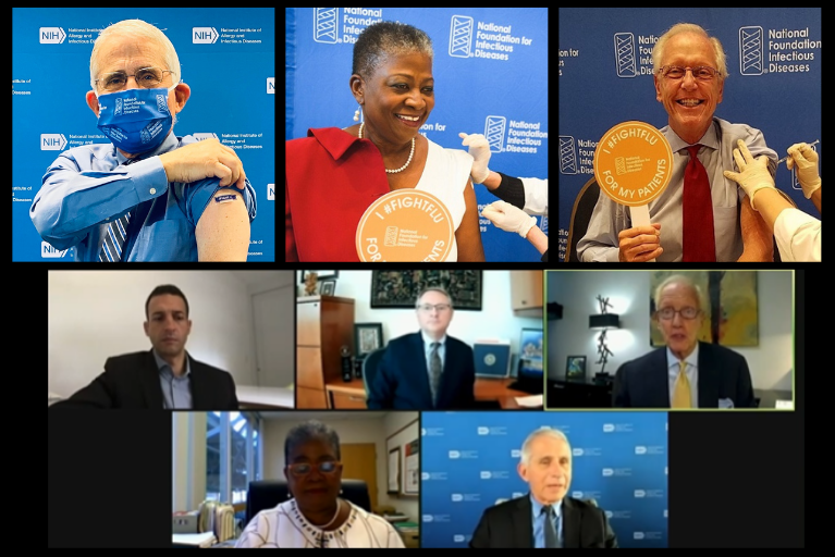 2020 NFID Annual Influenza/Pneumococcal Disease News Conference: News Round Up