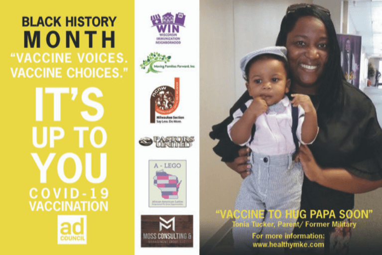 Black History Month: Vaccine Voices for COVID-19 Vaccine Choices