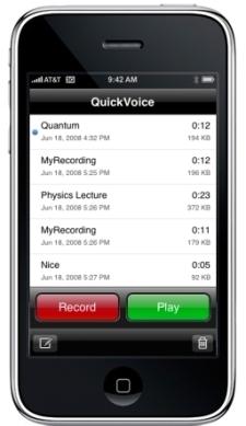 quickvoice
