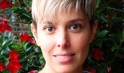 Porträtbild Kinesiologin Carina Goebl