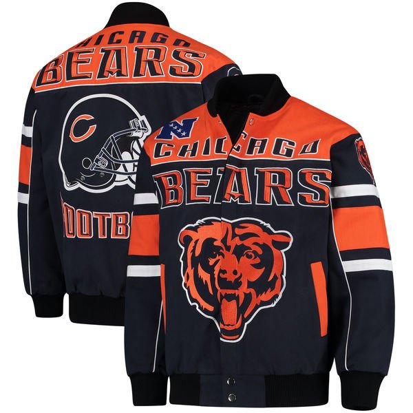 brand new 092fe d90bc Chicago Bears Hoodie, Tee, Jacket, Jersey 3X 4X 5X 6X XLT ...
