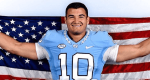 Mitch Trubisky Bears Quarterback