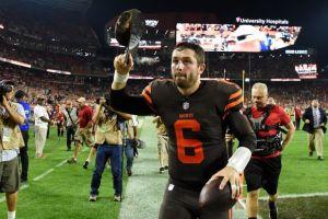 Browns Raiders Week 4 Baker Mayfield