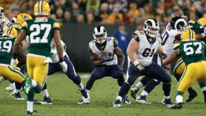 Packers At Rams NFL Week 8
