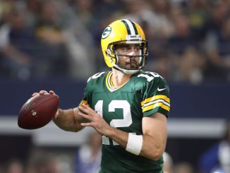 Aaron Rodgers, Green Bay Packers, NFL