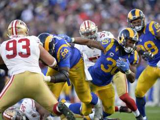 Todd Gurley, San Francisco 49ers, Los Angeles Rams