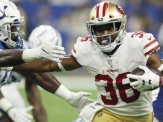 San Francisco 49ers, Alfred Morris, Indianapolis Colts