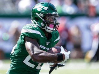 Le'Veon Bell, Jets