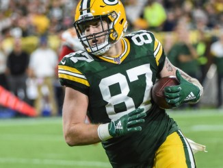 Jace Sternberger, Packers